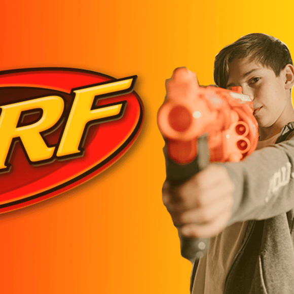 Nerf Night Party Package